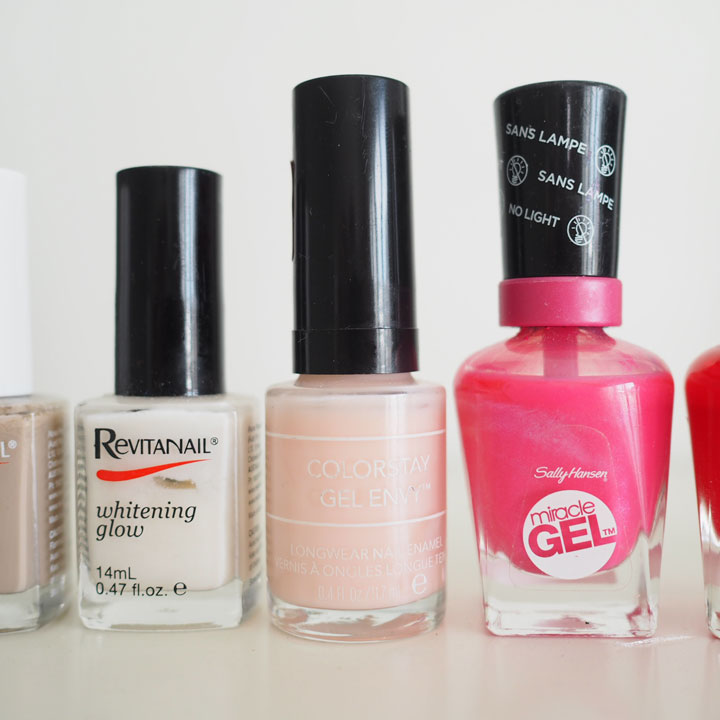 The best long lasting nail polishes for natural nails | Kirsten and co