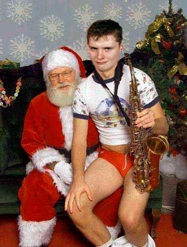 funny santa photos3 - Free funny santa photos